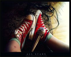 All StarS. by mad3