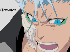 Art Trade: Grimmjow :3 by Mifang