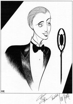 Max Raabe autographed. by underwoodwriter