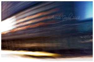 Speeding Lines by lildreams
