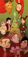 FandomXmas by JuneRevolver