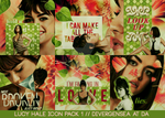 Lucy Hale Icon Pack 1 by divergensea
