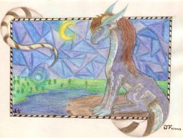 GA - Night watcher by Love-Only-Knows