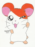Hamtaro by MarioSimpson1