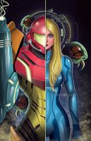 SAMUS by chrissie-zullo