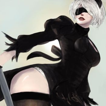 2B by ClaireDe-Luna