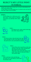 How To Draw a MLP by Rejects-Ponies