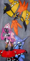 Tapu Guardians Bookmark