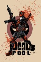 Deadpool by BluLynes