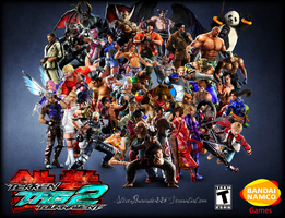 Tekken Tag Tournament 2 by Steveburnside227