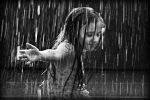 The Girl in the rain by Best10Photos