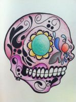 Skull2 by cornflakes33