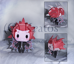 Chib Axel Finished by inunokanojo