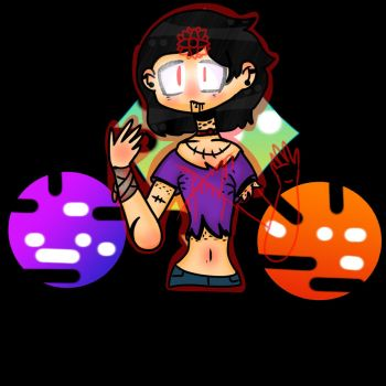 Spooke on my dudes by DanyzGalaxi