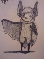 Bat!John by ImHereForTheDrarry