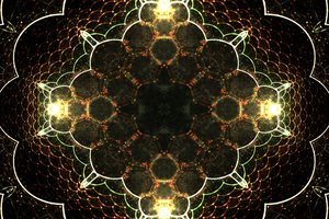 Rust - Fractal Art by CMWVisualArts
