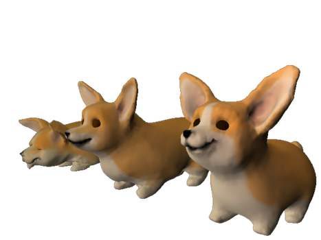 Corgi Rigs by TheRed-JumpingSpider