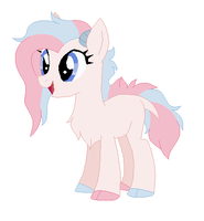 Cotton Candy thing OTA by SleepyDoodles