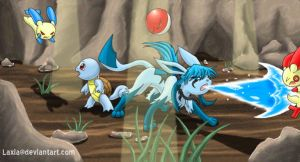 Pokemon Dungeon Mission 2 by Laxia