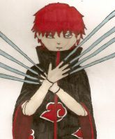 Sasori of the Red Sand by confuzed-anime-fan