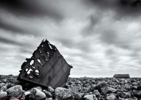 Boatwreck by studio-toffa