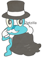 Mischievous Froakie by Apollonaut