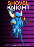 Shovel Knight by DireDesire