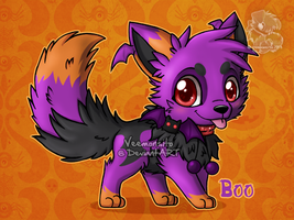 Meet Boo! by Veemonsito