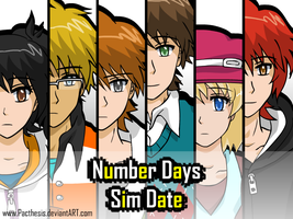 number days sides by Pacthesis