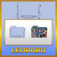 Leopard The Meltdown With Jonah and Kumail Folders by TMacAG