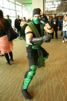 Reptile - ECCC 2012 by nwpark