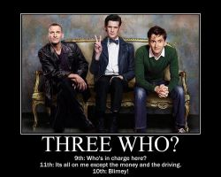 Three Who??? by shadowbane2009