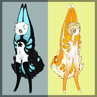 Adopts $40 each - [1/2 OPEN] by Kemikel