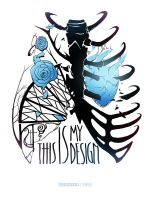 this is my design :: t-shirt available by erebus-odora