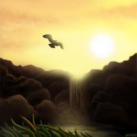 """freedom to be yourself...."" by SubhrajitDatta"