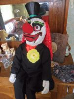 Creepy Clown vent doll by TASIeffects