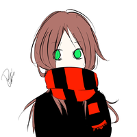 Scarf number two o: by xArithexx