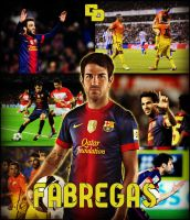 Cesc Fabregas by GDCreative1