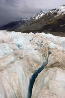 Tasman Glacier by ribbonworm