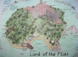 Lord of the Flies Island by Kracatorr