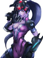 Widowmaker by Ryumi-gin
