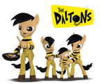 The Daltons  (ver. 1.0) by Neros1990