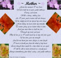 To you, Mama... by MoonStar18