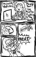 Loki Discovers DeviantArt~ by NightwingForever