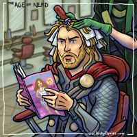The Age of Nerd - Thor Gets Back to His Roots by RockyDavies
