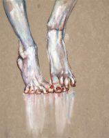 Feet 1 by Evilkitty902