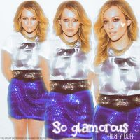 Hilary Duff Blend by colorsoftherainbows