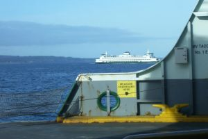Puget Sound Ferries by Blue-Suicide