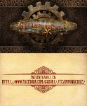 Presentation cards by SteampunkChile
