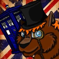British Wolf by icewormie
